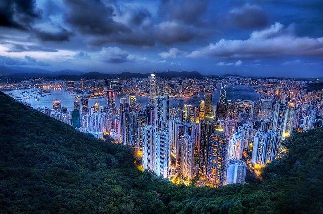 The Megopolis Hong Kong - What Happens Around Dusk