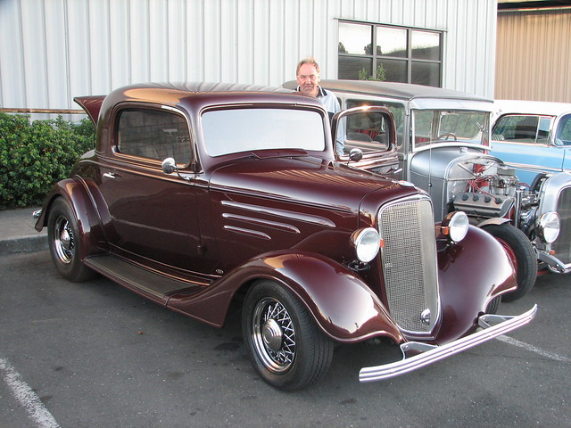1935 chevrolet 3 window coupe custom 39 4rij277 39 3 for 1935 chevrolet 3 window coupe