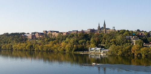 house river boat dc washington university fallcolor georgetown rowing potomac