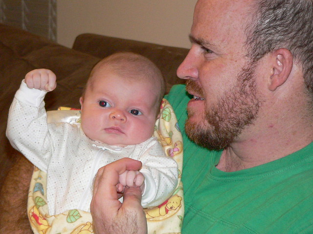 World's Strongest Baby | Flickr - Photo Sharing!