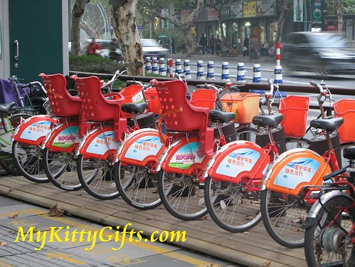 Hello-Kitty-HangZhou-Bicycle