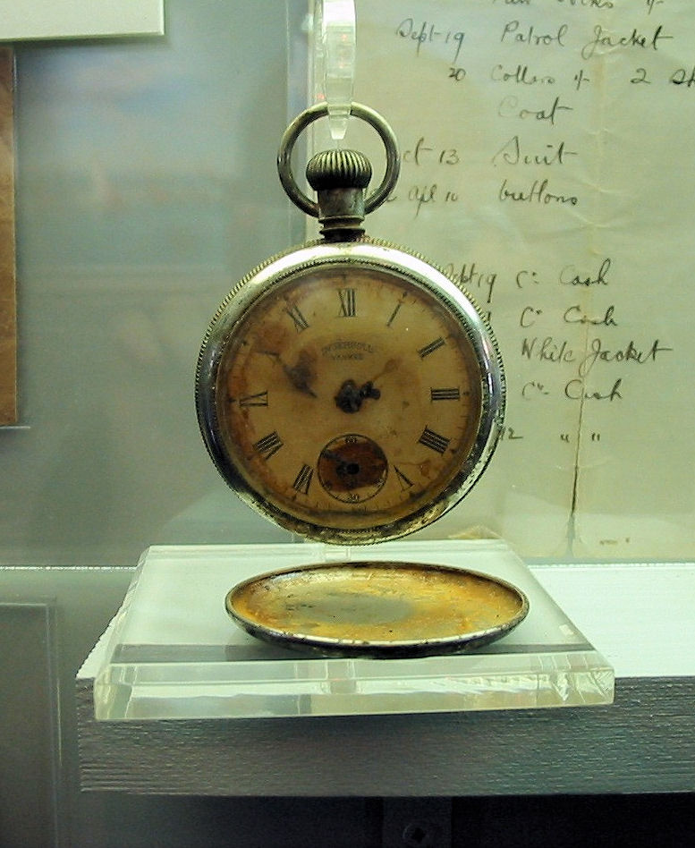 Titanic Pocket Watch