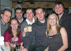 Bailrigg FM Christmas Dinner (November 29 2008)