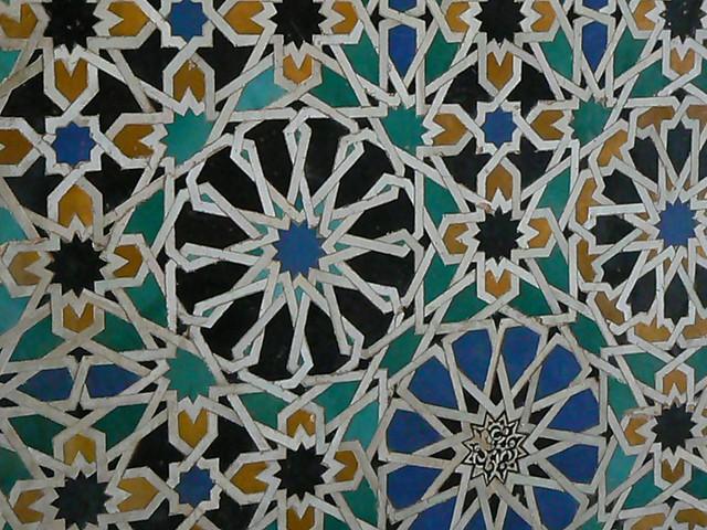 Alhambra Tiles 15