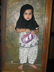 The Shia Child Going To Majlis - Marziya Shakir by firoze shakir photographerno1