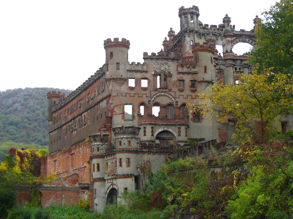 Bannerman Island and Arsenal