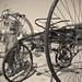 5/21/11 - Big bike guy by Michael B Moore