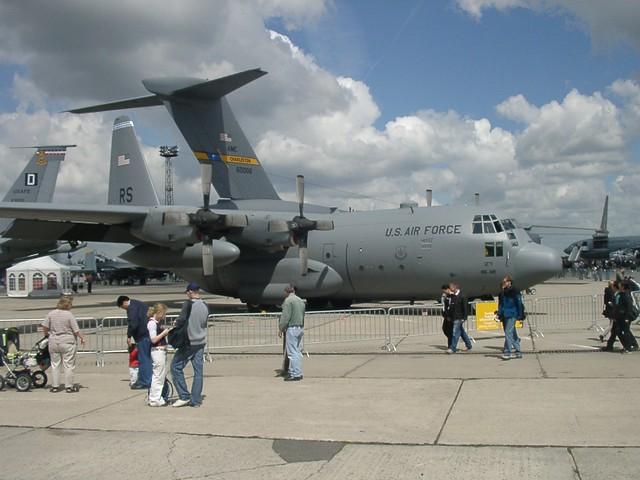 Lockheed Martin C-130E Hercules