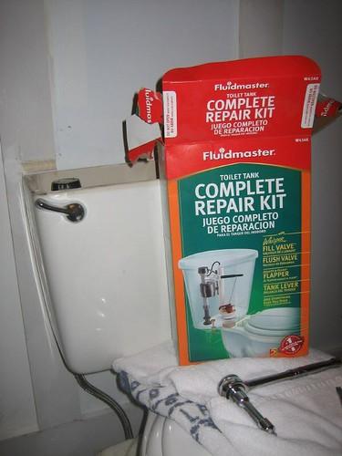HOW TO REPAIR TOILET LEAKS - HOW TO REPAIR - BRAKE REPAIR HELP