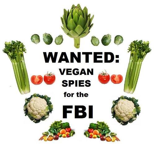 Vegan Spies