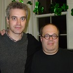 John Wesley Harding at WFUV with Vin Scelsa