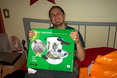 New pressure cooker for seany