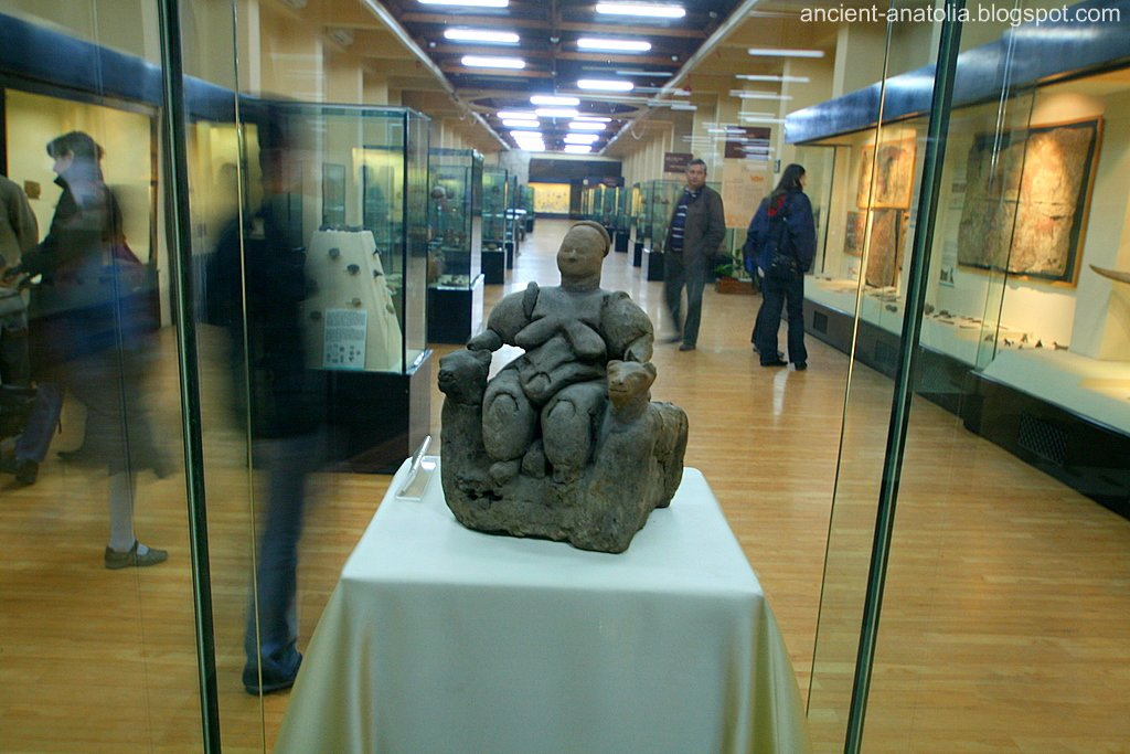 Mother Earth Cybele at Anatolian Civilizations Museum