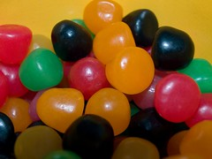 candy, confectionery, yellow, sweetness, food, jelly bean,