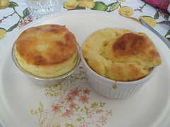 meal(0.0), pot pie(0.0), produce(0.0), breakfast(1.0), baked goods(1.0), food(1.0), dish(1.0), soufflã©(1.0), dessert(1.0), cuisine(1.0),