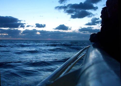 mirada marina