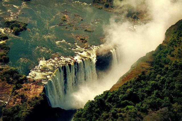Cataratas Victoria-Zimbawe