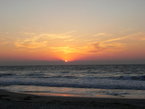sunset sea sun beach water sunrise kos greece