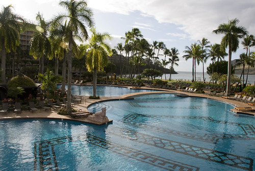 Kauai Marriott Pool