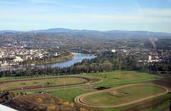 ville et rivière Allier (VICHY,FR03)