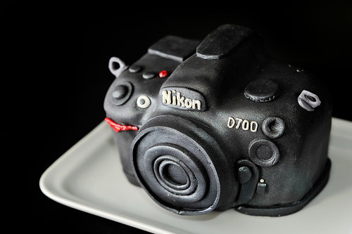 my birthday cake- the photo shoot
