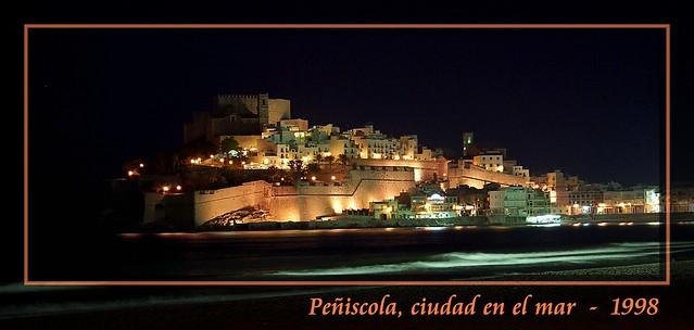 Peniscola, ciudad en el mar - 1998 #1
