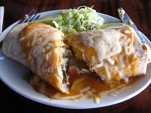 Best burrito EVVVAARRRR.