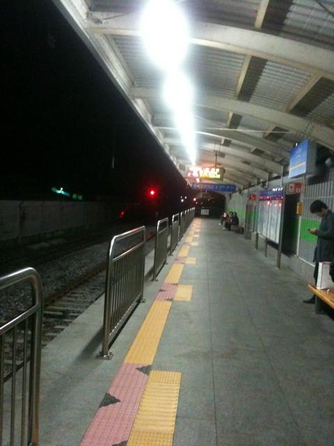 서울로...