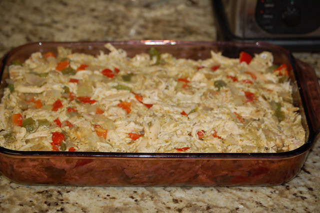 Low Carb Chicken Enchilada Casserole | Flickr - Photo Sharing!