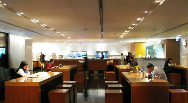 The Pier - 國泰商務候機室 - noodle bar