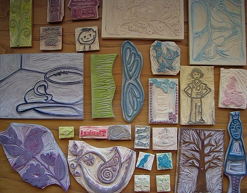 How to make your own rubber stamps favecrafts