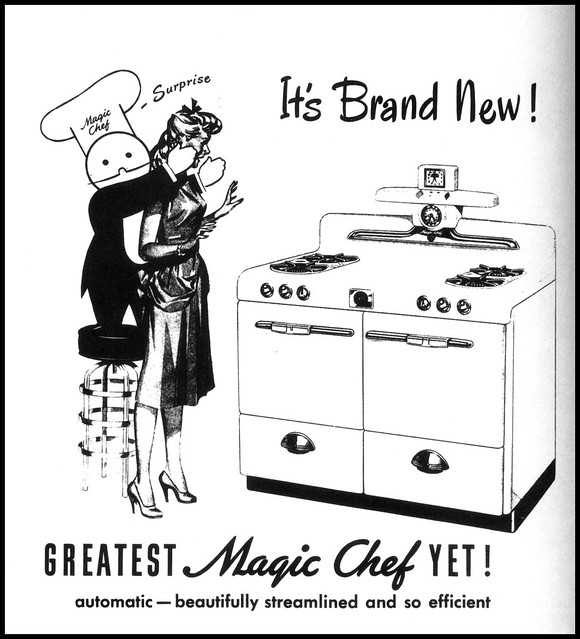 Magic chef gas stove - CookEatShare