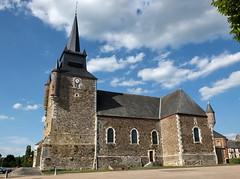 église fortifiée de Signy le petit , Saint Nicolas