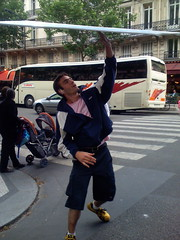 Cojean : les Spinners de Los Angeles en demo