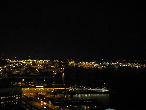 Cruiseship terminal