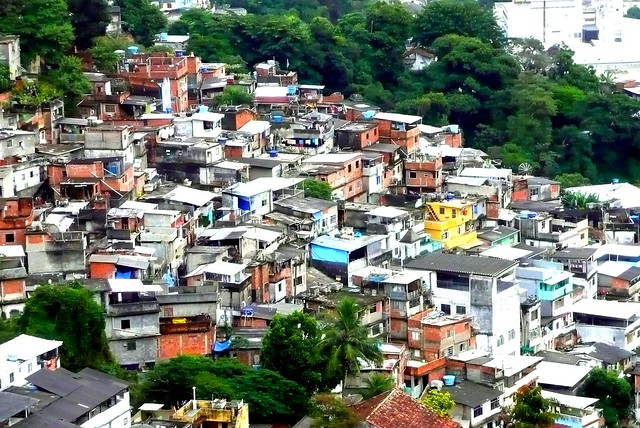 Rio de Janeiro, Favelas
