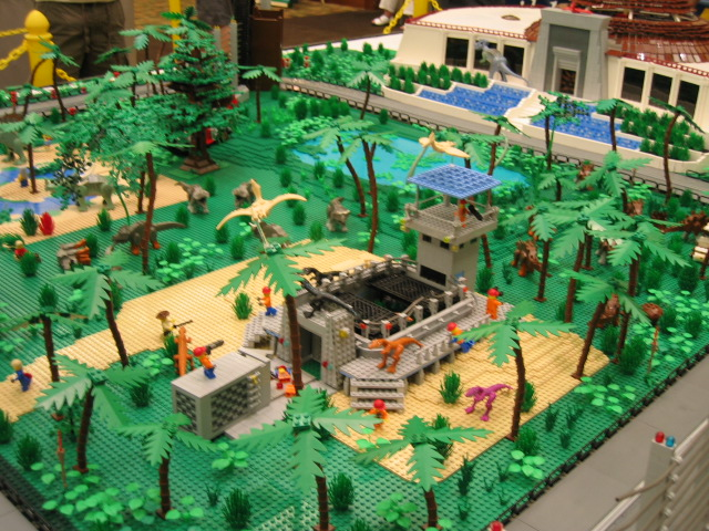 Lego jurassic park a gallery on flickr - Jurasic park lego ...