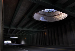 roadway under Union Terminal