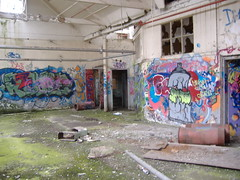 Abandoned Building 068