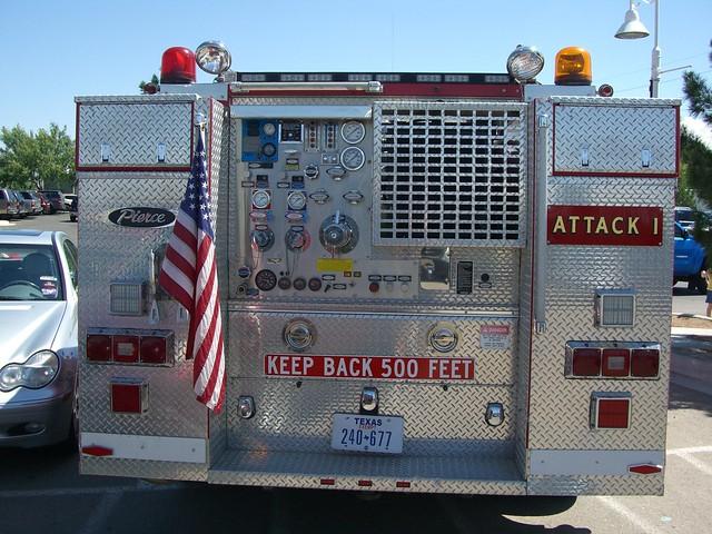 Horizon City Tx Fire Dept At The El Paso Zoo 39 S Public