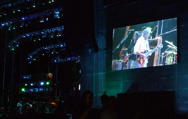 Rock In Rio (Madrid), concierto de Neil Young, 27 de Junio de 2008