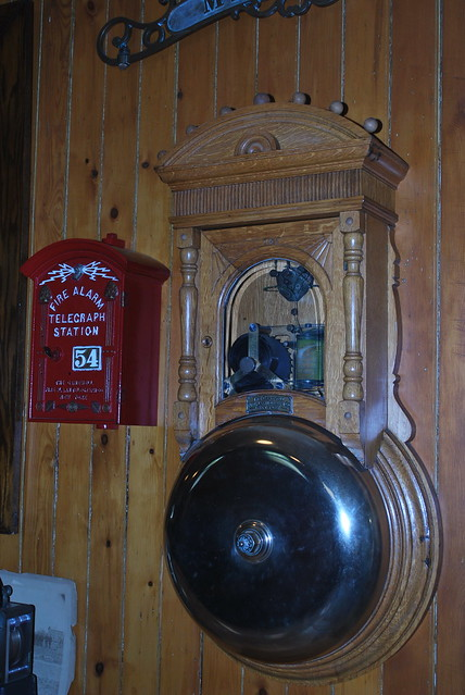Gamewell Fire Alarm Telegraph Company http://www.flickr.com/photos/katysilbs/2663324571/
