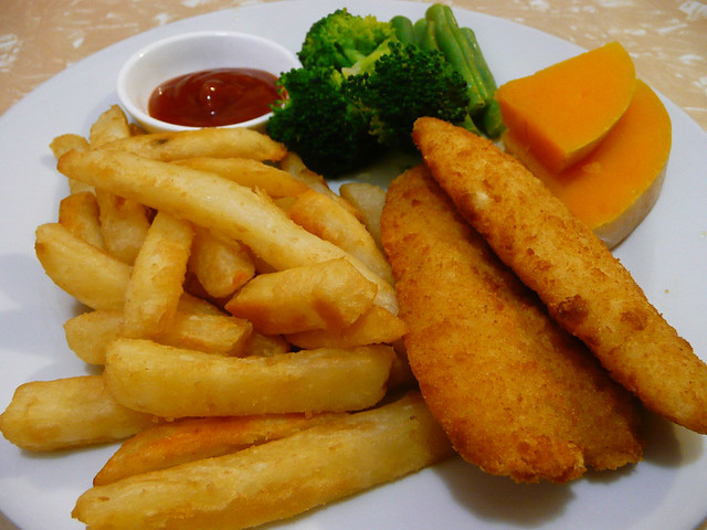 how to cook fish and chips batter