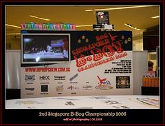 2nd B-Boy Championship 2008