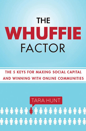 The Whuffie Factor = final cover!