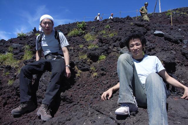 yusukebeさんとtomyheroさん
