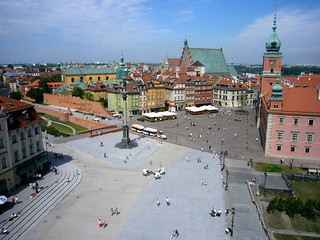 Old town square - Warsaw