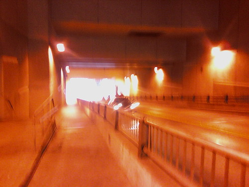 Convention Center Tunnel
