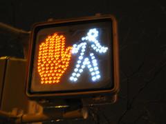 Confused traffic signal