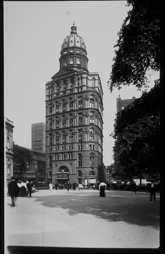 Pulitzer Building
